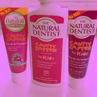The Natural Dentist Cavaity Zapper Fluoride Toothpaste, Groovy Grape,5 Ounce uploaded by Alicia C.