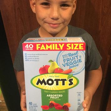 Photo of Mott's® Medleys Assorted Fruit Flavored Snacks uploaded by Lorena C.