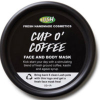 LUSH Cup O' Coffee Face and Body Mask uploaded by Marianne A.