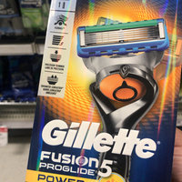 Gillette® Fusion5™ ProGlide Razor with Flexball™ Technology uploaded by Karel M.