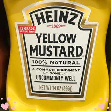 Photo of Heinz® Yellow Mustard uploaded by Aurangel D.