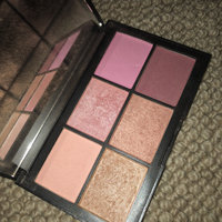 NARS Narsissist Unfiltered II Cheek Palette uploaded by Tiggy C.