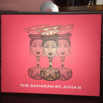 Photo of Juvias Place The Saharan Eyeshadow Palette uploaded by Yesenia G.