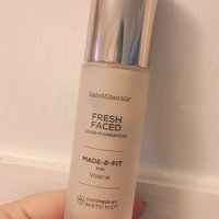 bareMinerals MADE-2-FIT Fresh Faced Liquid Foundation uploaded by Valerie C.
