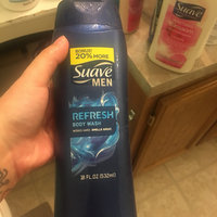 Suave® for Men 2x Fresh&clean Refreshing Splash Body Wash Bonus 50% More uploaded by Kayla J.