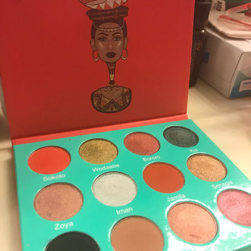 Photo of Juvias Place The Saharan Eyeshadow Palette uploaded by Kara w.