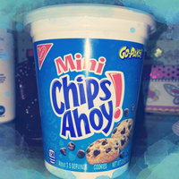 Nabisco Chips Ahoy! Cookies Mini Chocolate Chip uploaded by Genedra T.