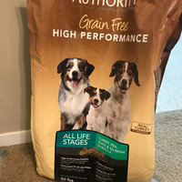 Authority Grain Free High Performance Dog Food - Turkey, Pea, Duck and Salmon size: 15 Lb uploaded by Monica L.