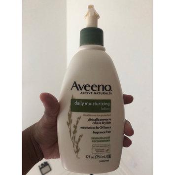 Photo of Aveeno® Daily Moisturizing Lotion uploaded by Brandi P.