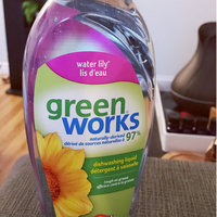Green Works Dishwashing Liquid - 22 oz - Water Lily uploaded by Miranda P.