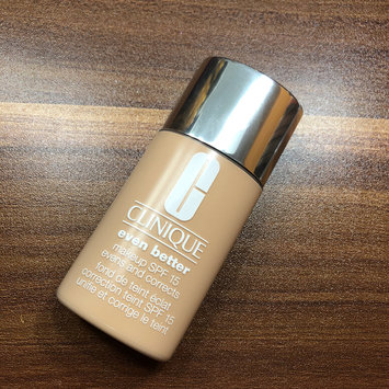 Photo of Clinique Even Better™ Makeup Broad Spectrum SPF 15 uploaded by David B.