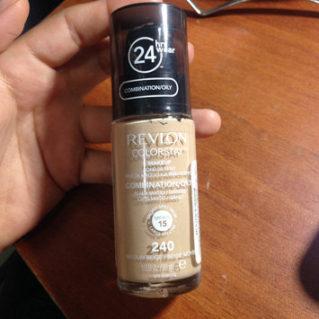 Photo of Revlon Colorstay MakeUp SoftFlex Combination Oily Skin uploaded by Raquel37555 M.