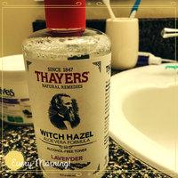 Thayers Witch Hazel Aloe Vera Formula Organic Astringent - Lavender Mint, 12 oz uploaded by Vanessa B.