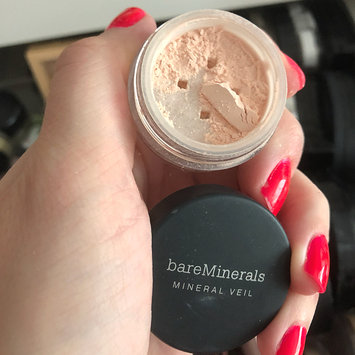 Photo of bareMinerals Mineral Veil Finishing Powder uploaded by Courtney T.