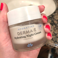 derma e Hydrating Night Crème with Hyaluronic Acid uploaded by Courtney T.