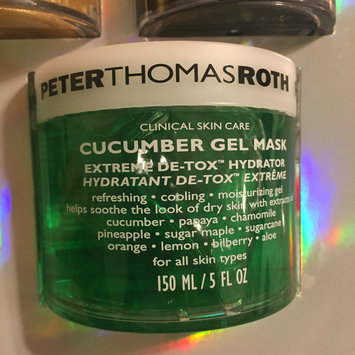 Photo of Peter Thomas Roth Cucumber Gel Mask uploaded by Katriiine2.0