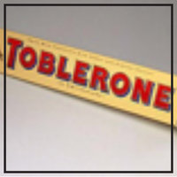 Toblerone Swiss Milk Chocolate with Honey & Almond Nougat uploaded by Samantha W.