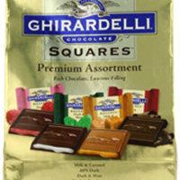 Ghirardelli Premium Assortment Chocolate Squares uploaded by Samantha W.