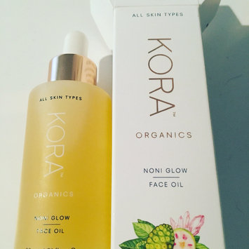 Photo of KORA Organics Noni Glow Face Oil uploaded by Iana W.