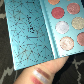 Photo of ColourPop Semi Precious Shadow Palette uploaded by Catie B.