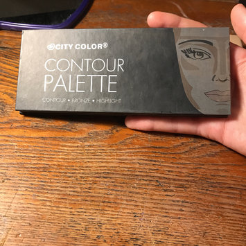 Photo of City Color Cosmetics Contour Effects Palette uploaded by jenkin n.