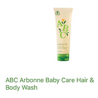 Arbonne Baby Care (ABC) Hair & Body Wash Solution, 8 oz. uploaded by Torrie L.