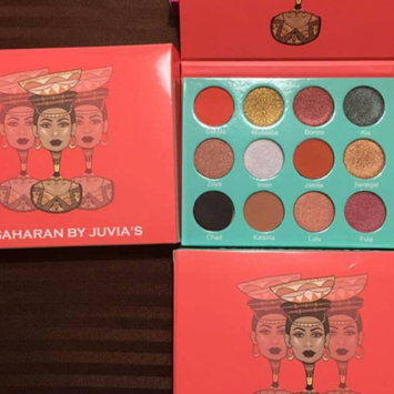 Photo of Juvias Place The Saharan Eyeshadow Palette uploaded by ℳ a.