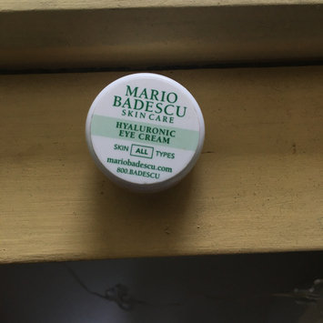 Photo of Mario Badescu Hyaluronic Eye Cream uploaded by Maggie G.