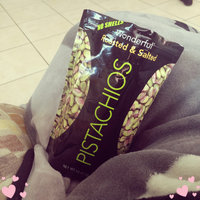 Wonderful Pistachios Wonderful Shelled Pistachios Roasted And Salted 12 oz uploaded by Janie T.