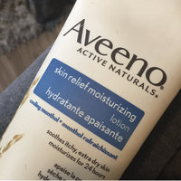 Aveeno Active Naturals Skin Relief with Soothing Oat Essence Moisturizing Lotion uploaded by Emily S.