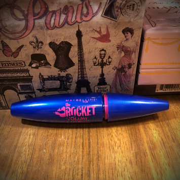 Photo of Maybelline Volum' Express® The Rocket® Washable Mascara uploaded by Samantha W.