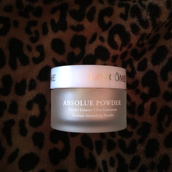 Photo of Lancôme Absolue Powder Radiant Smoothing Powder uploaded by Lacey A.
