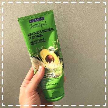 Photo of Freeman Facial Masque Clay Avocado and Oatmeal uploaded by RENEE M.