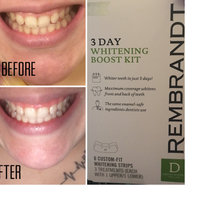 Rembrandt® Deeply White® 2 Hour Whitening Kit uploaded by Samantha t.