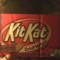 Kit Kat Crisp Wafers in Milk Chocolate uploaded by Dana G.