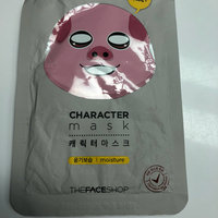 The Face Shop - Character Mask - Cow (Nourishing) 1pc (23ml) uploaded by Alisa O.
