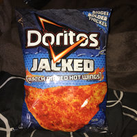 Doritos®  Jacked  Ranch Dipped Hot Wings Flavored Tortilla Chips uploaded by Taylor F.