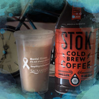Stok Cold Brew Iced Coffee Not Too Sweet Black uploaded by Catrina R.