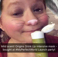 ORİGİNS DRINK UP™ INTENSIVE OVERNIGHT MASK TO QUENCH SKIN'S THIRST uploaded by Sidra V.