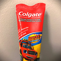 Colgate® TRANSFORMERS™ Toothpaste Bubble Fruit Flavor uploaded by Random P.