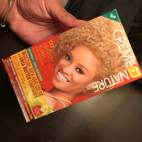 Creme of Nature Moisture Rich Hair Color C40 Lightest Blonde uploaded by Aleka B.