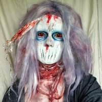SNAZAROO 18ML Classic White FACE PAINT PAINTING Makeup Ghost Halloween uploaded by daniel j.