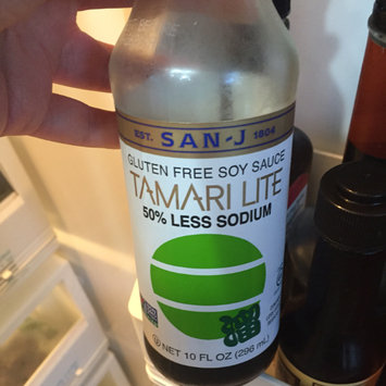 Photo of San-J Gluten Free Soy Sauce Tamari Lite uploaded by Cristina G.