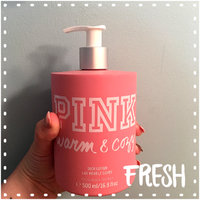 Victoria's Secret Pink Warm And Cozy Body Lotion uploaded by Paige G.