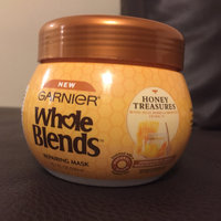 Garnier Whole Blends Honey Treasures Repairing Mask uploaded by Taylor M.