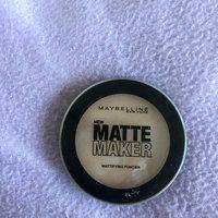 Maybelline Matte Maker Mattifying Powder uploaded by Federica M.
