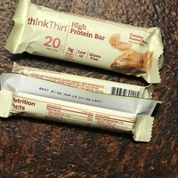 thinkThin Creamy Peanut Butter High Protein Bar uploaded by Alexis C.