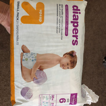 Photo of up & up diapers  uploaded by Maelyn H.