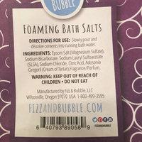 Fizz & Bubble Lavender Fields Foaming Bath Salts uploaded by Tatiana H.
