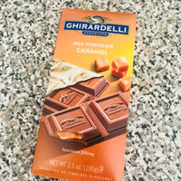 Ghirardelli Chocolate Milk Chocolate Caramel Square uploaded by Vidhi A.